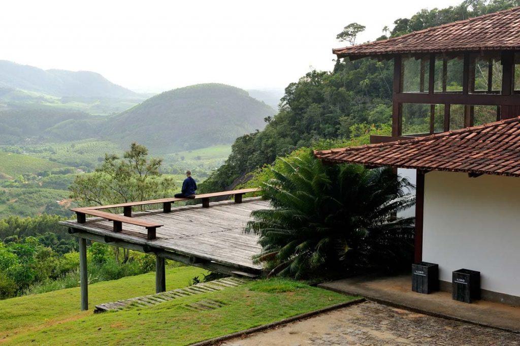 Mosteiro Zen Morro da Vargem - Espírito Santo