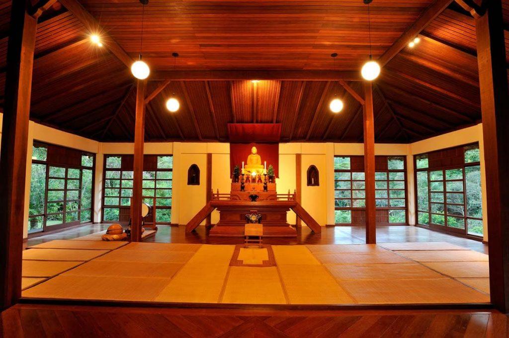 Mosteiro Zen Morro da Vargem -Espírito Santo