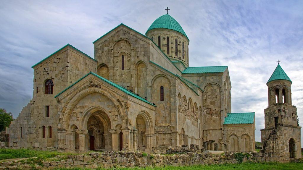 Cidade de Kutaisi, na Geórgia