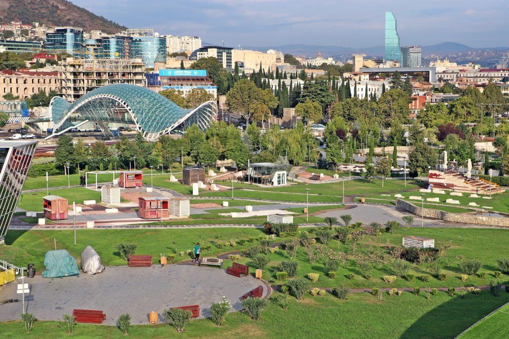 Capital da Geórgia: Tbilisi