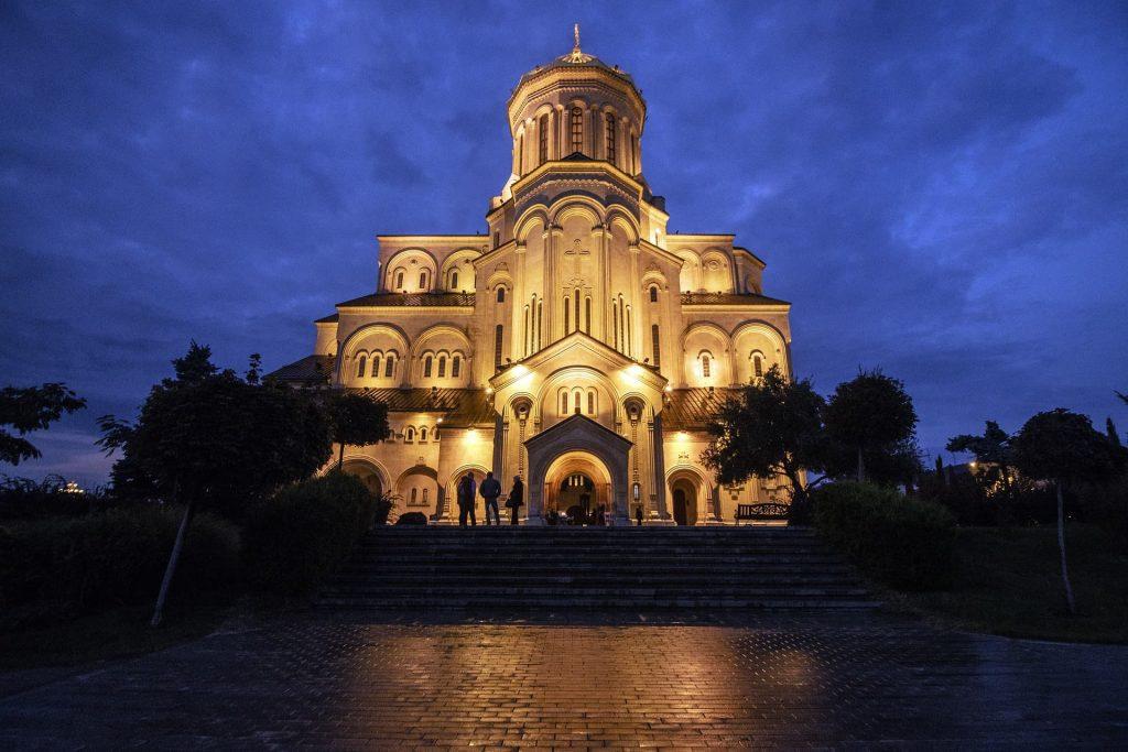 Capital da Geórgia