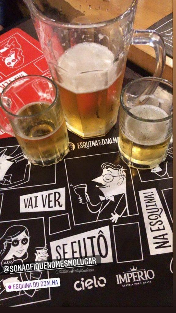 Bar Djalma Campos do Jordão
