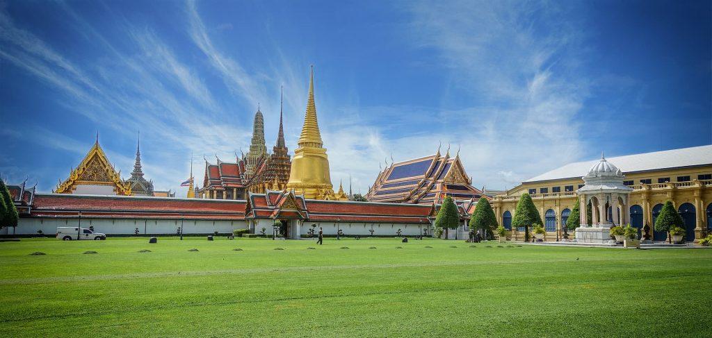 Grand Palace Tailândia