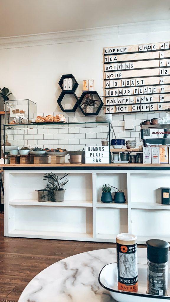 Arlo Brighton Café em Melbourne, Austrália