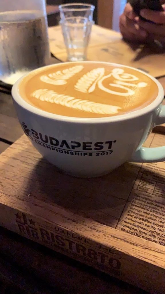 Café do Ristr8to