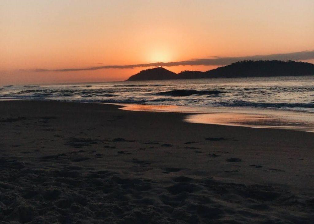 Praia do Campeche Florianópolis Floripa
