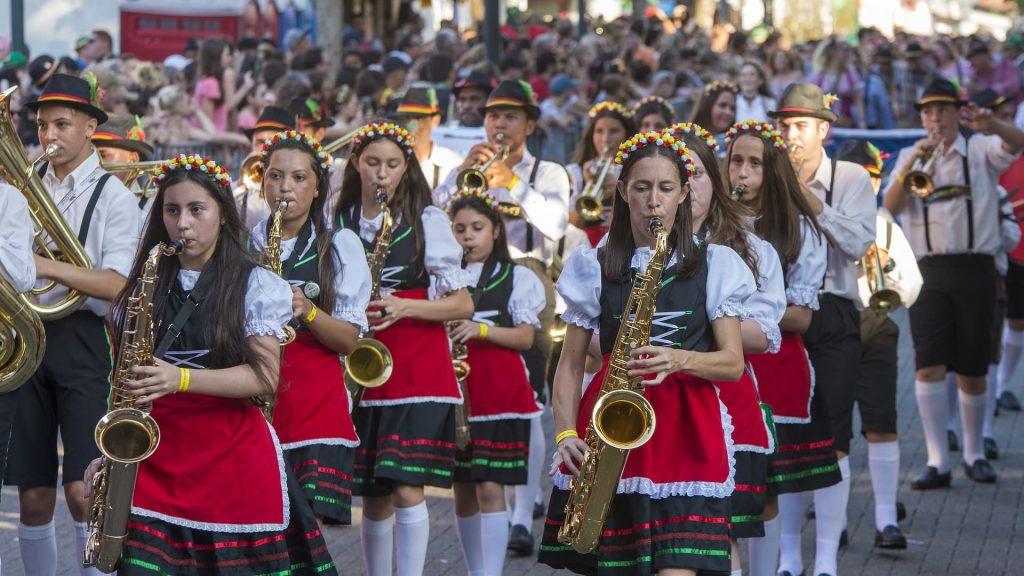 Oktoberfest em Blumenau