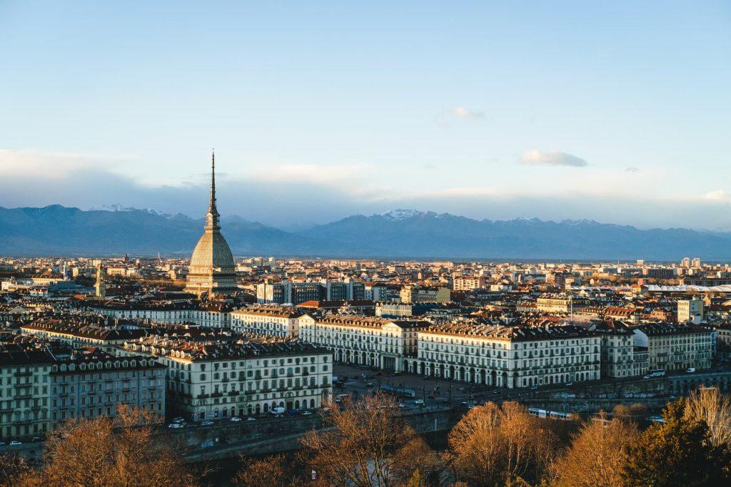 Turin na Itália