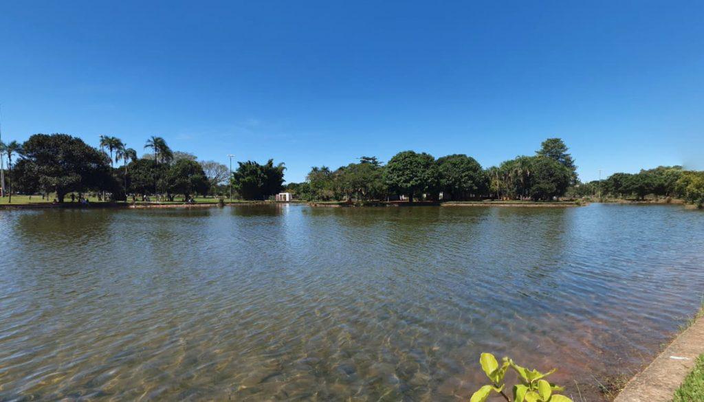 Parque da Cidade em Brasília, perfeito para férias