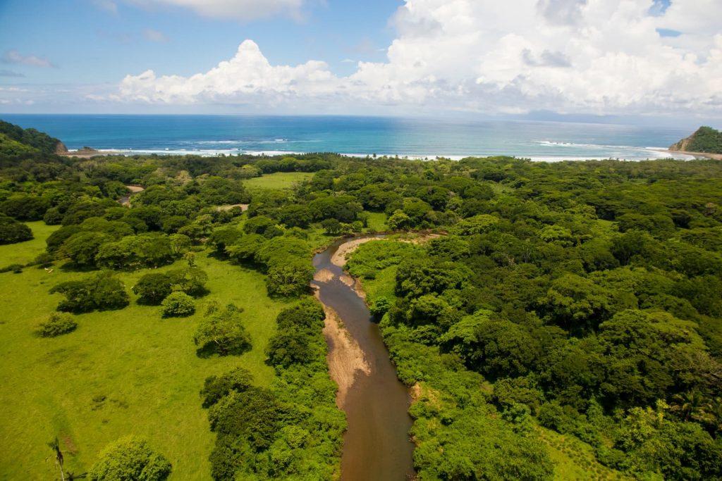 Costa Rica praias e rios