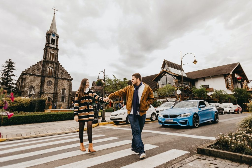 destinos românticos no Brasil Gramado e Canela