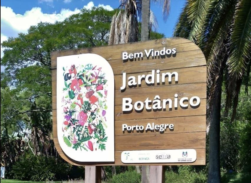 Férias em Porto Alegre no Jardim Botânico