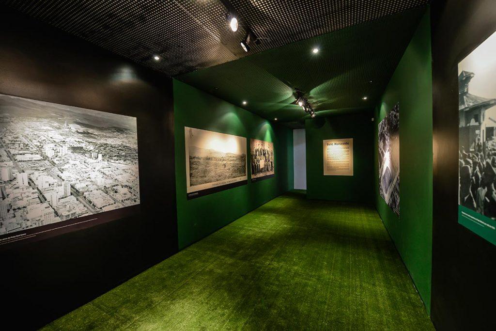 Férias em Belo Horizonte no Museu do Mineirão estádio