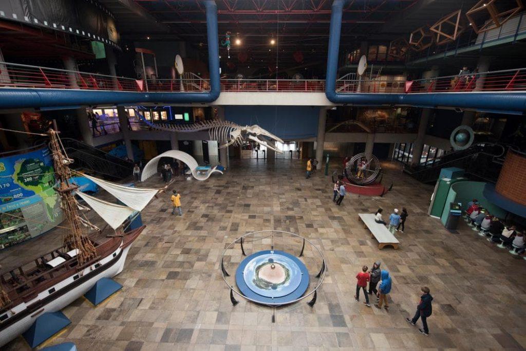 Férias em Porto Alegre no Museu de Ciência de Tecnologia da PUC RS