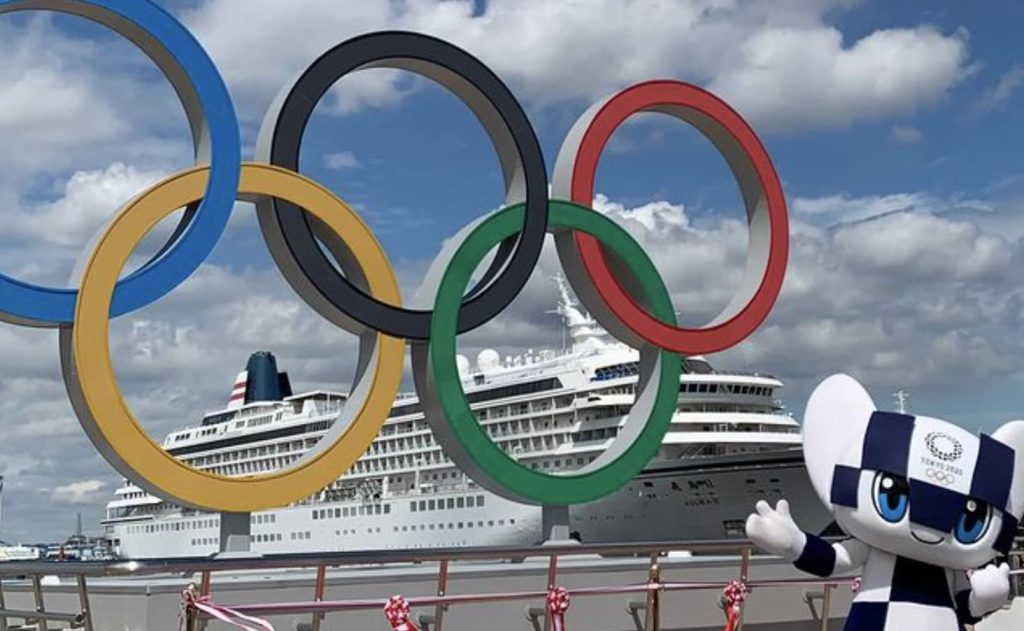 Jogos olímpicos de Tokio 2020