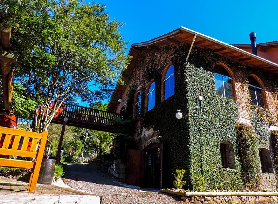 Vinícola Casa Fontanari em Bento Gonçalves no Rio Grande do Sul