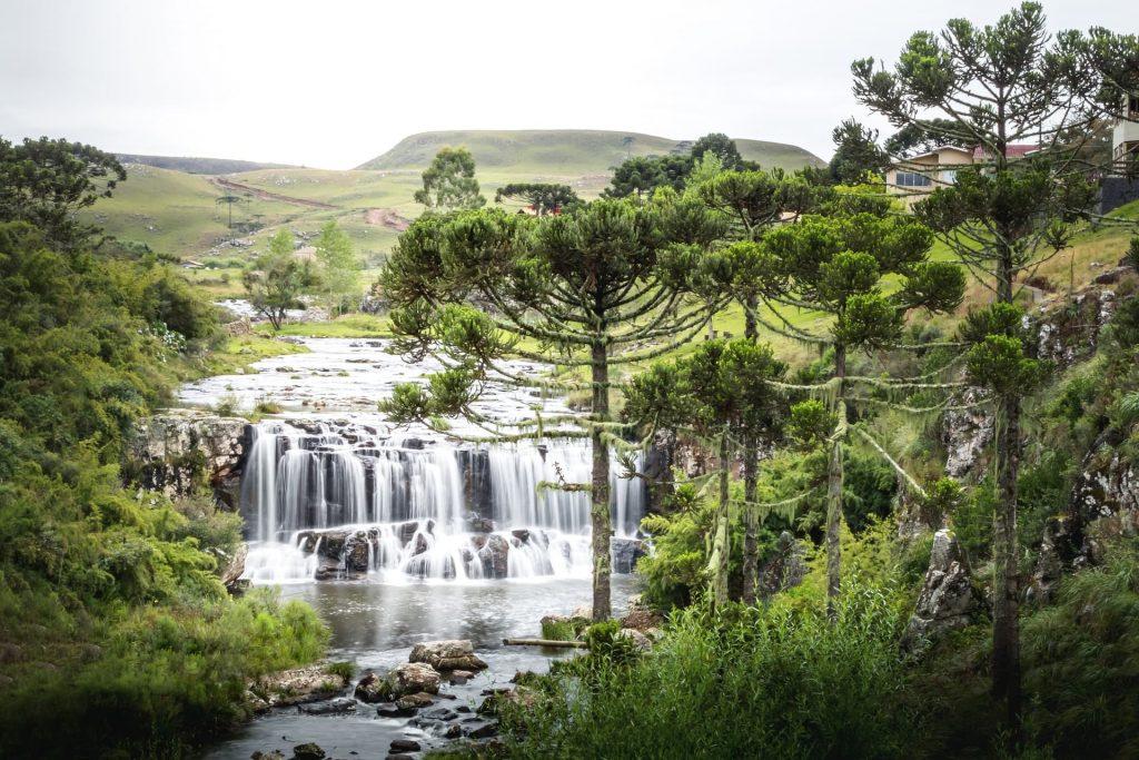 Bom Jardim da Serra na Serra Catarinense