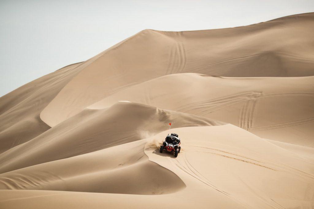 Deserto do Catar