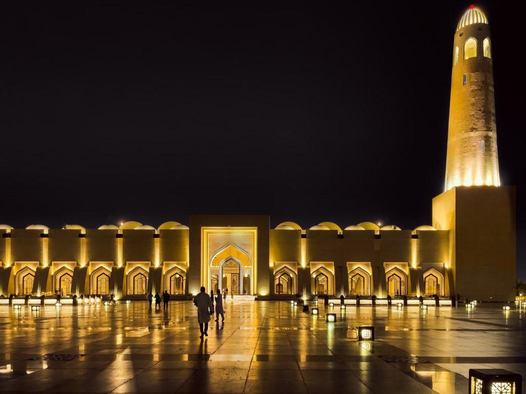 Doha no Catar