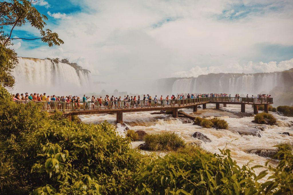 Foz do Iguaçu no Paraná