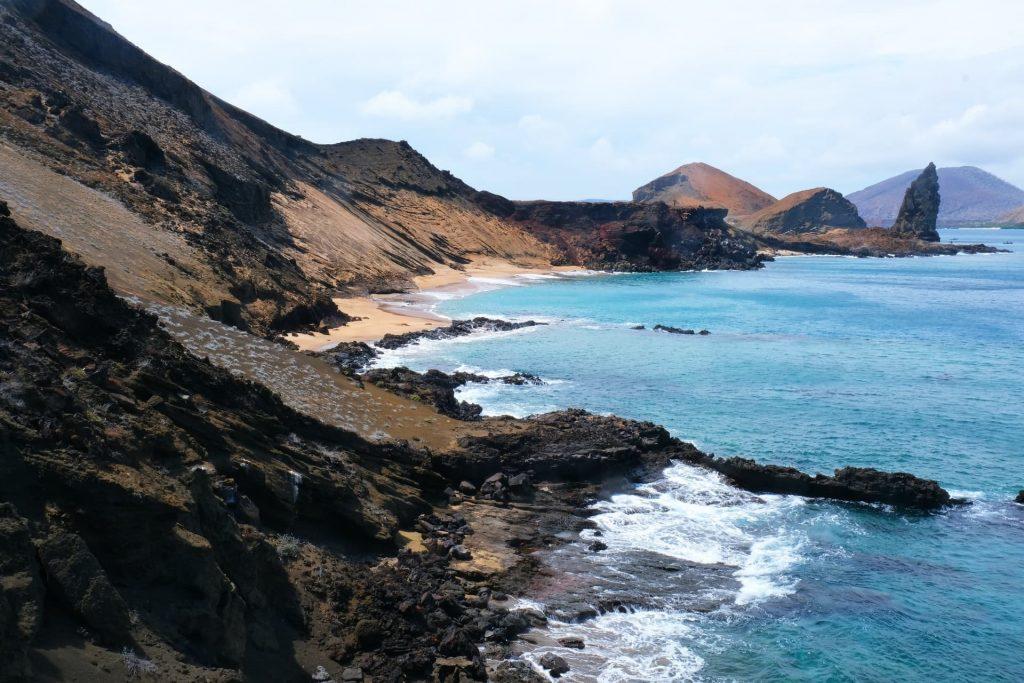 Galápagos no Equador na America do Sul