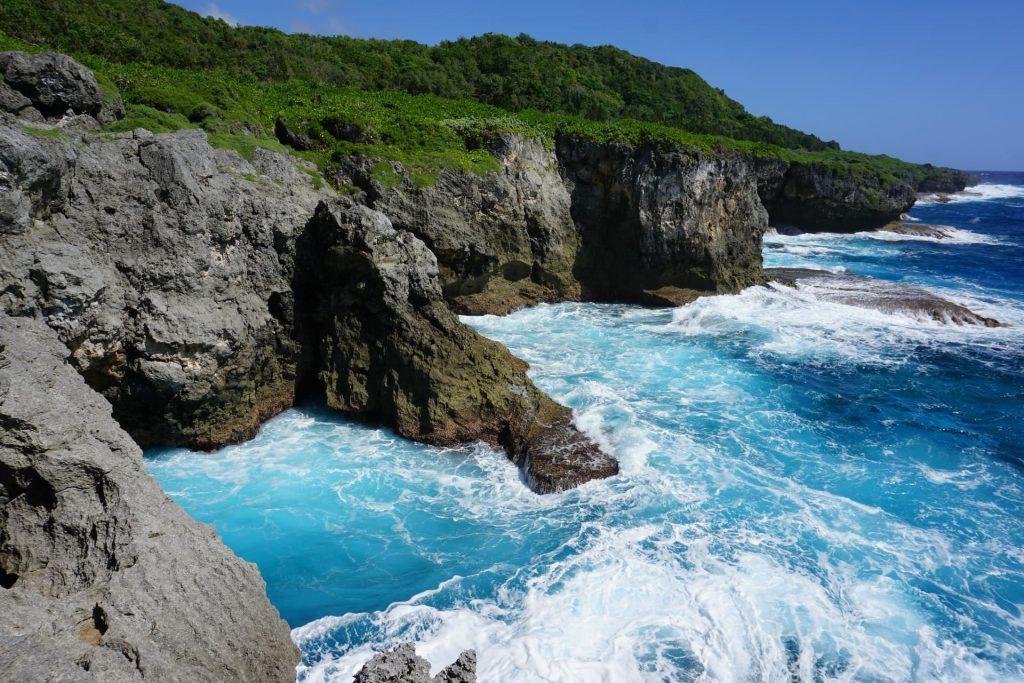 Guam um dos muitos Territórios Ultramarinos do Estados Unidos