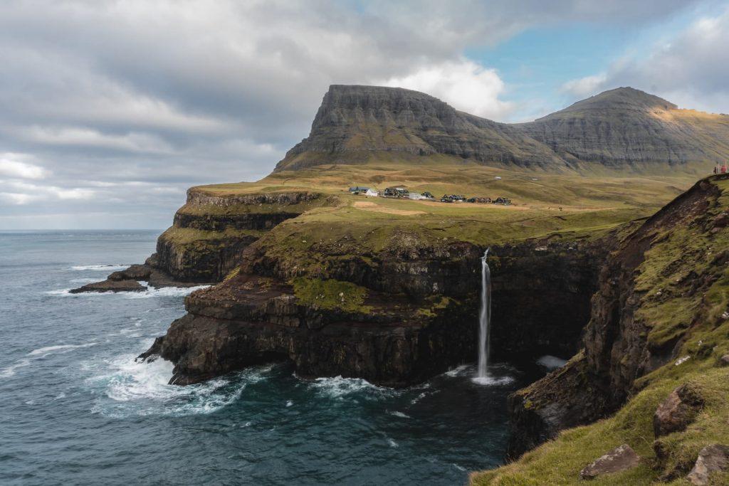 Ilhas Faroé um dos Territórios Ultramarinos da Dinamarca