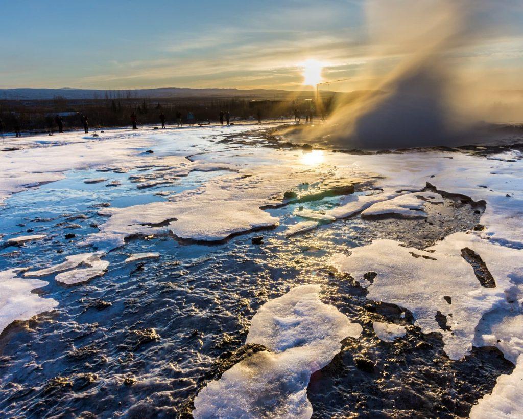 Snæfellsnes na Islândia