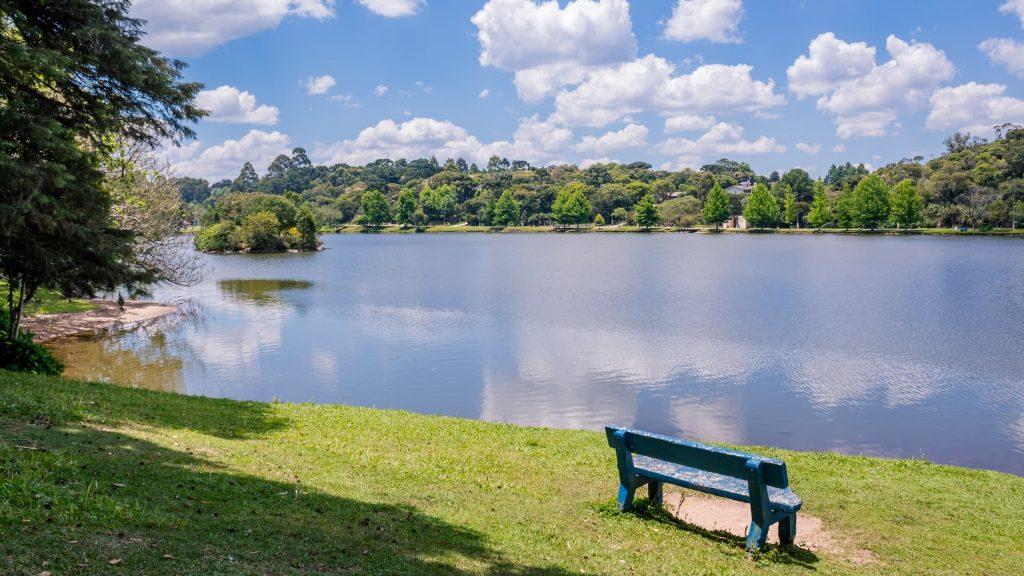 Lago São Bernardo na Serra Gaúcha