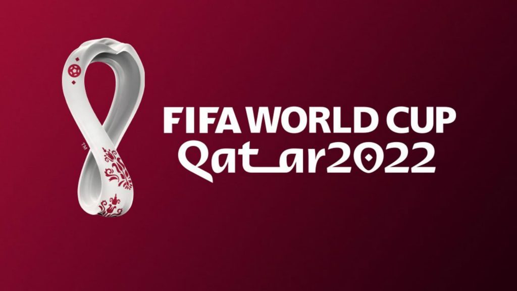 Logo da copa do mundo do qatar catar