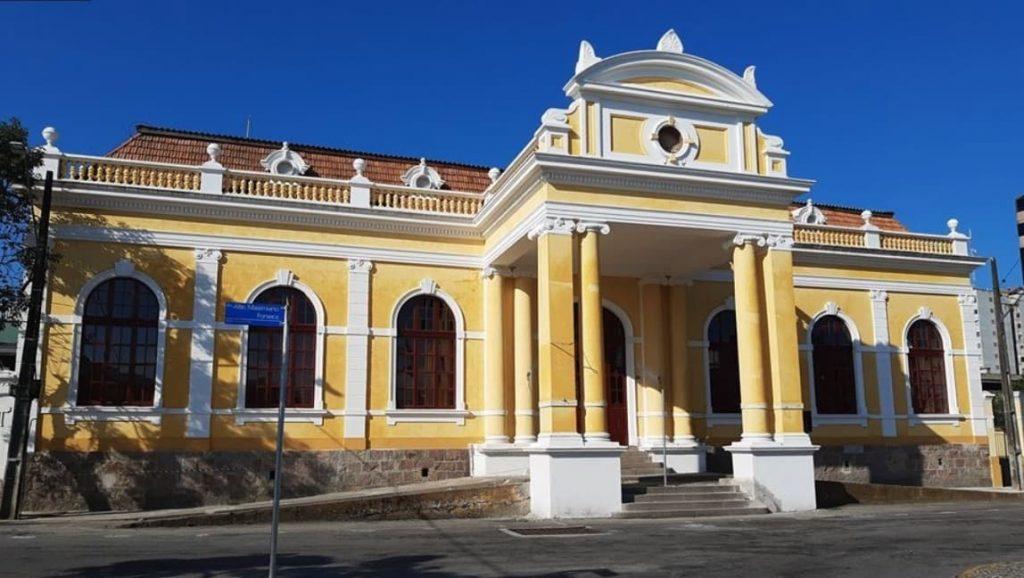 Paranaguá no Paraná