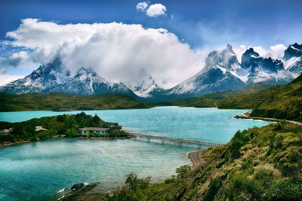 Belezas naturais do Chile