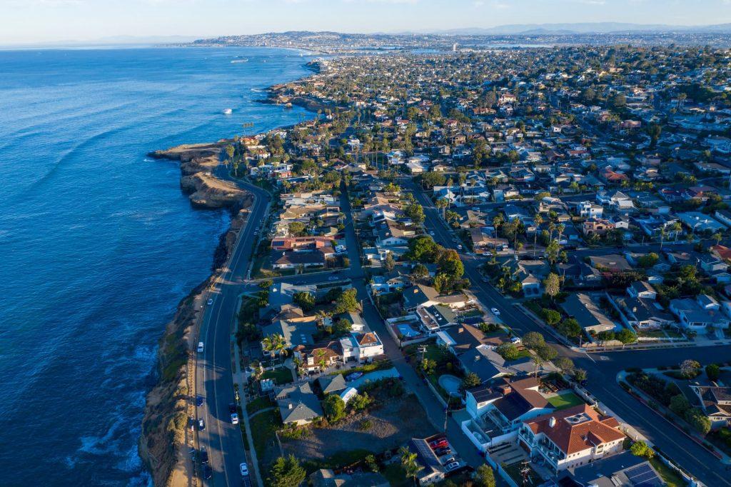 San Diego, uma das maiores cidades da costo oeste dos estados unidos