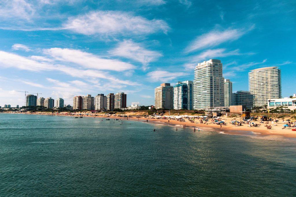 Montevideo no Uruguai