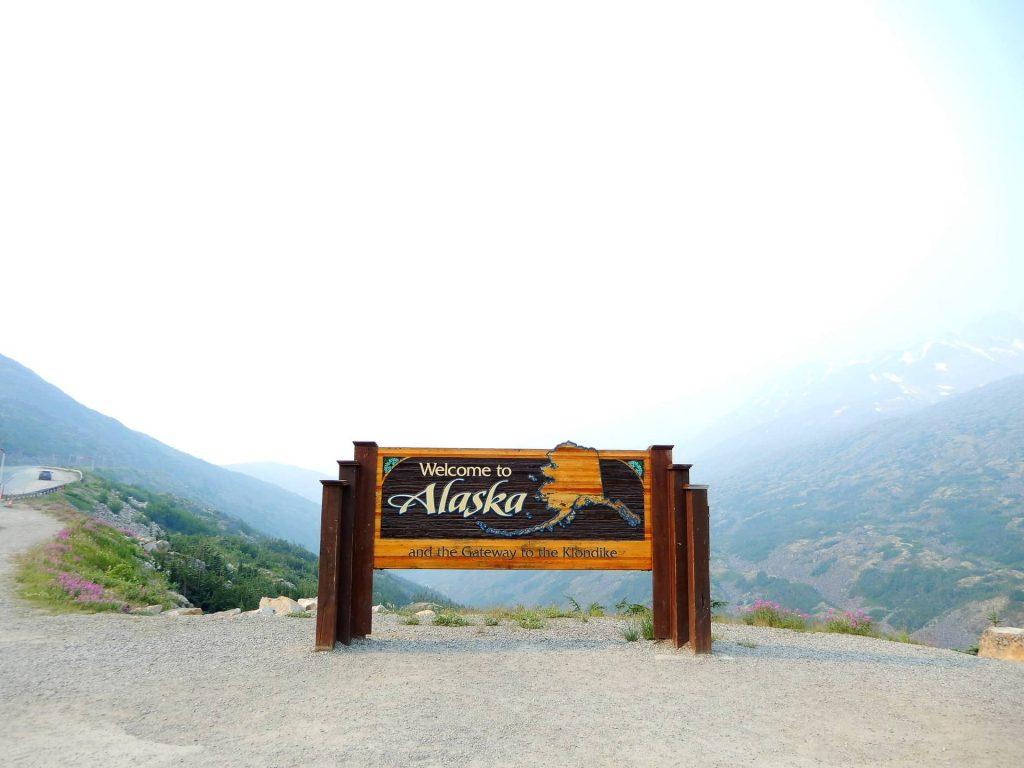Bem vindo ao Alasca, em inglês, Alaska