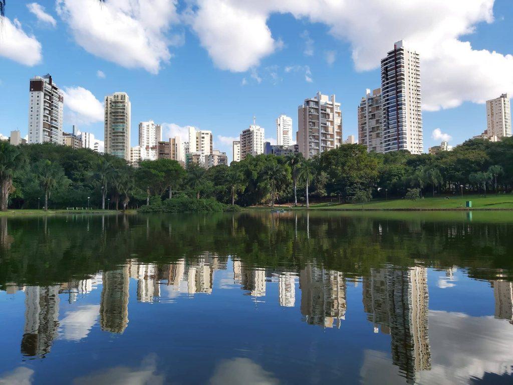Parque em Goiânia
