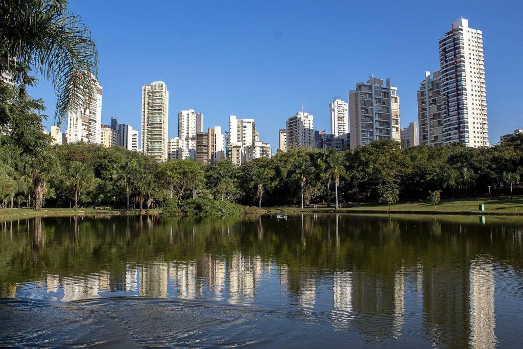 Parque Vaca Brava em Goiânia